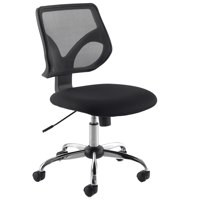 Jemini Medium Back Task Chair Black
