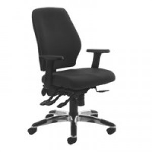 Cappela Agility High Back Posture Chair Black KF73885
