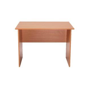 Jemini Intro Panel End Desk 1000mm Bavarian Beech KF74125