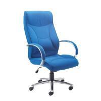 Avior High Back Executive Chair Blue
