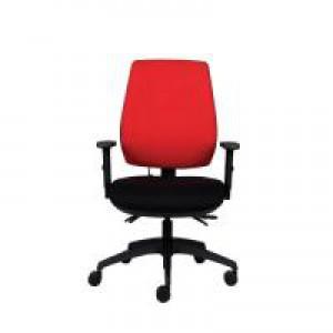 Jemini High Back Task Chair Black KF74955