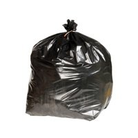 2Work Extra Heavy Duty Refuse Sacks Black Pk 200