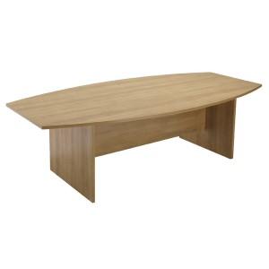 Avior 2400mm Boardroom Table Ash KF838264