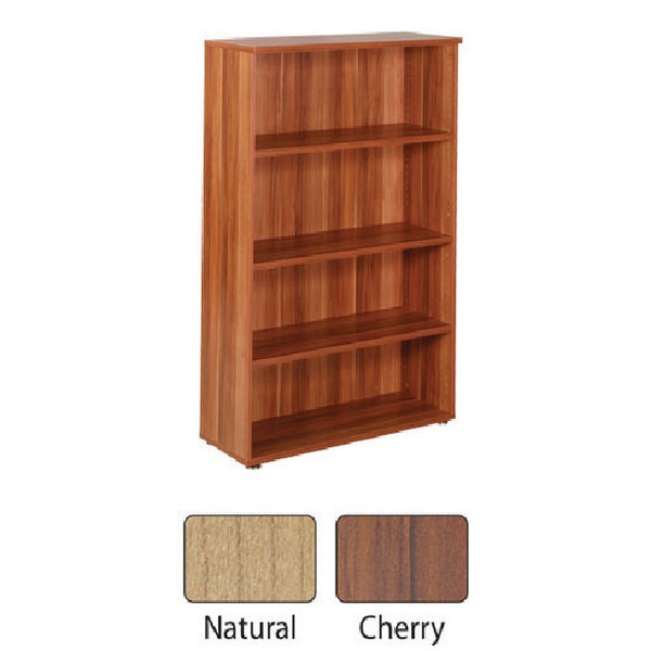 Avior 1600mm Bookcase Natural