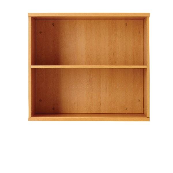 Jemini 1000mm Bookcase 1 Shelf Beech