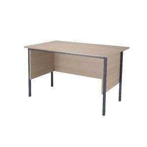 Jemini Intro 1200mm 4 Leg Desk Warm Maple KF838532