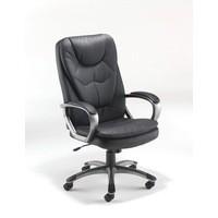 Arista Executive Leather Chair Black 09EXL11