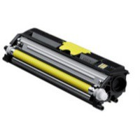 Konica Minolta Laser Toner Cartridge High Capacity Page Life 2500pp Yellow Ref A0V306H