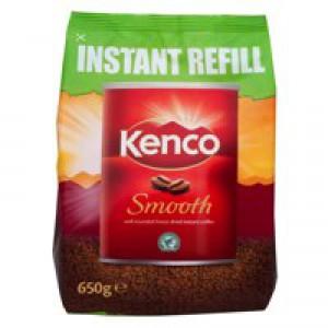 Kenco Smooth Coffee Refill 650gm 924778