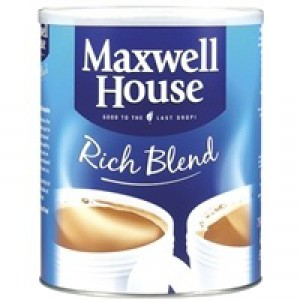 Maxwell House Coffee Granules 750gm Tin 64985