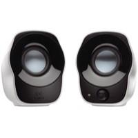 Logitech Z120 Stereo Speakers Silver/Black 980-000513