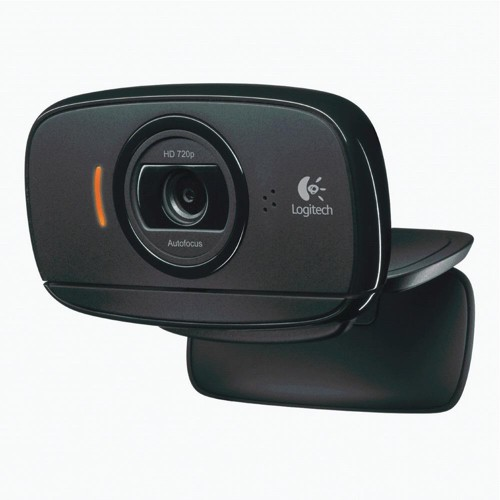 Logitech B525 HD WebCam Black 960-000842