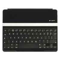 Logitech Keyboard Cover for iPad Black 920-004229