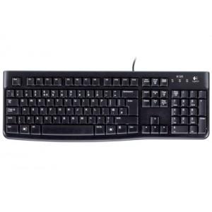 Logitech K120 Business Keyboard Black 920-002524