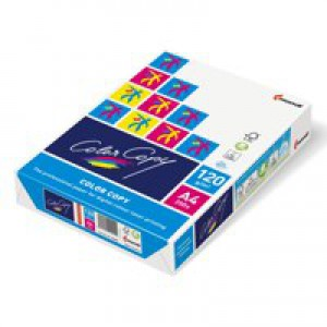 Color Copy A4 120gsm White Pack of 250