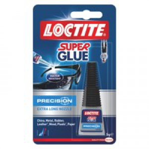 Loctite Super Attak Glue Bottle 5gm 853356