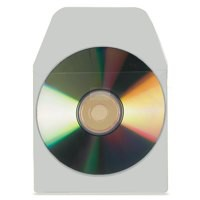 3L Self-Adhesive CD Pocket with Resealable Flap Pack of 10 683210