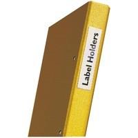 Image for Pelltech Label Holder 25x75mm Pack of 12 PLG25320