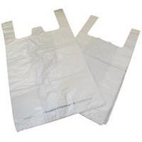 Image for Carrier Bag Biodegradable Pk1000