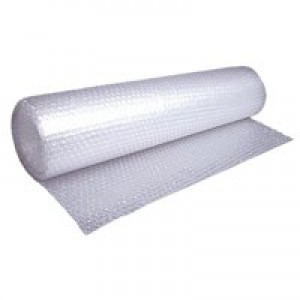 Jiffy Bubble Film Roll 600mm x25 Metres Clear JB-S20L-060025