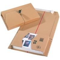 Jiffy Box 240x180x50mm Pack of 25 JBOX-56