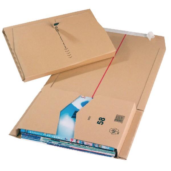 Jiffy Box 330x240x50mm Pack of 25 57FP07