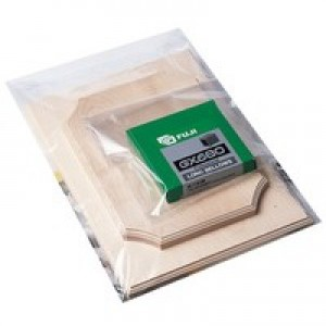 Ambassador Plain Polythene Bag 255x305mm Pack of 1000 PBS-02550305-M