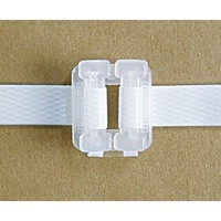 Ambassador Plastic Buckles for Band and Buckle Strapping System Pack of 1000 89700002