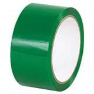 Ambassador Polypropylene Tape 50mm x66 Metres Green 62050665