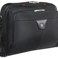 Gino Ferrari Malba Garment Carrier Black GF569
