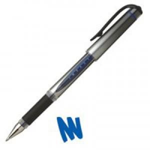 Uni-Ball Gel Impact Rollerball Pen 1.0mm Blue 9006051