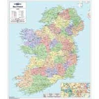 Image for Map Marketing Ireland Political Map