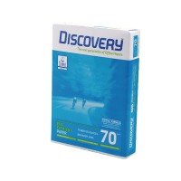 Image for Discovery White A4 Paper 70gsm 5xReams