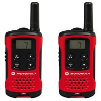 Motorola TLKR T40 Consumer Two-Way Radio (Pack of 2)
