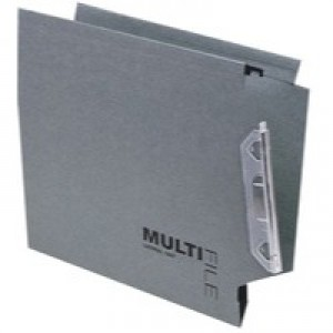 Multifile Lateral File A4 Green/Grey Pack of 50 78080