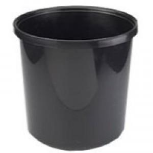 Avery 20 Litre Style Bin Polypropylene Black 19BLK