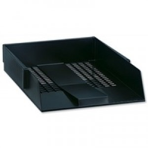 Avery Systemtray 44 Filing Tray W254xD380xH63mm Black Ref 44BLK