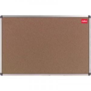 Nobo Elipse Cork Board 900x600mm 1900919
