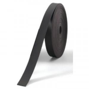Nobo Magnetic Tape 10mm x5 Metres Black 1901131