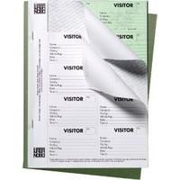 Nobo Visitors Badge Book 35334941