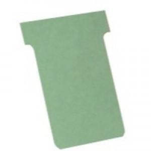 Nobo T-Card A80 Light Green Pack 100 Code 32938913