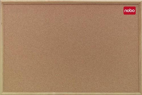 Nobo Cork Board 600x450mm Classic Oak 37639022