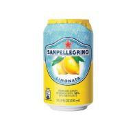 San Pellegrino Lemon Sparkling Can Pk24 12166912