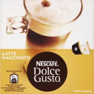 Nescafe Dolce Gusto Latte Machiato 3x16 Capsules