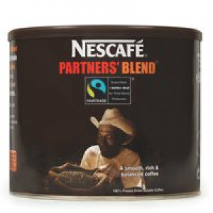 Nescafe Partners Blend Coffee 500gm Catering Tin 5217798