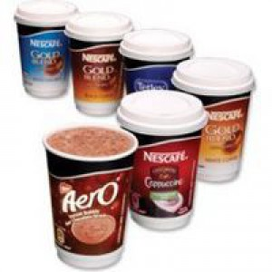 Nescafe And Go Aero Hot Chocolate Pack of 8 12033789