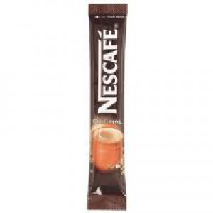 Nescafe Original Coffee One Cup Stick Sachet Pack of 200 5219618