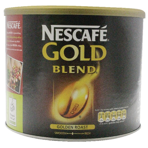 Nescafe Coffee 500g x2 Foc Yorkie P7x2