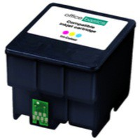 Office Basics Epson Stylus C42 Inkjet Cartridge 3-Colour T037040