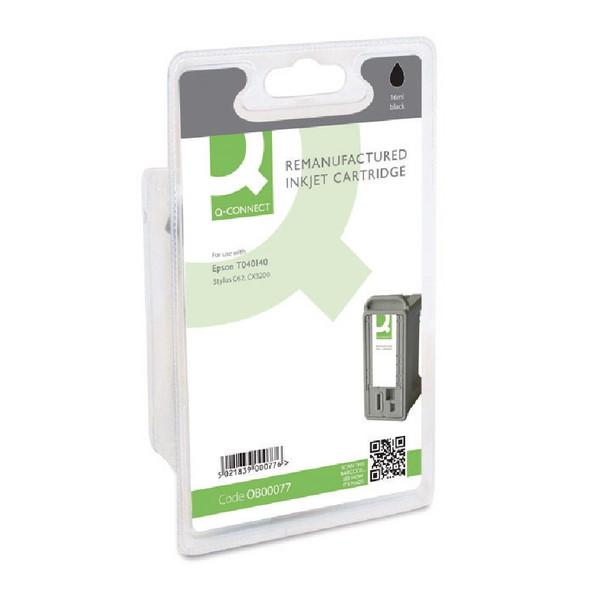 Office Basics Epson Stylus C62 Inkjet Cartridge Black T040140